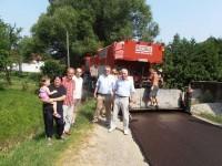 Straßensanierung Unterwolfsbach