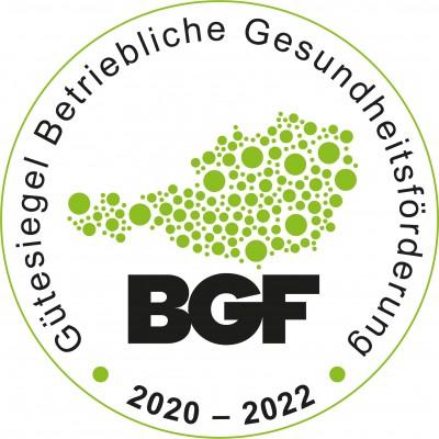 BGF Gütesiegel