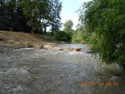 Kanalquerung Laabenbach