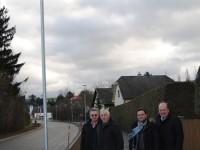 Straßenbeleuchtung Neulengbach