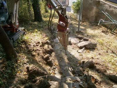 Sanierung Palffystiege